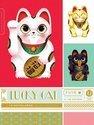 Afbeelding van het spelletje Lucky Cat Notecards: 12 Notecards + Envelopes