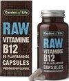 Garden of Life Raw vitamine B12 - 60 Capsules - Vitaminen