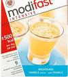 Modifast - Vanille Milkshakes - 9 stuks - Drinkmaaltijden