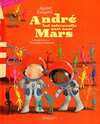 Andre het astronautje gaat naar Mars