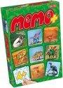 Afbeelding van het spelletje Memo + Dinoworld
