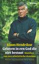 Geloven in een God die niet bestaat