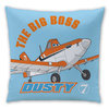 Disney Planes Dusty - Kussensloop - Multi