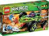LEGO Ninjago Fangpyre Aanvalsvoertuig - 9445