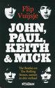 John, Paul, Keith & Mick