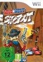 Wild West Shootout + Gun