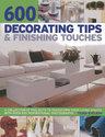 600 Decorating Tips & Finishing Touches