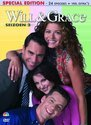 Will & Grace - Seizoen 2 (4DVD)