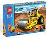 LEGO City Wegenbouw wals - 7746