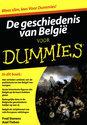 Voor Dummies - De geschiedenis van België voor Dummies