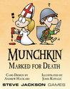 Afbeelding van het spelletje Munchkin Marked for Death Booster d10