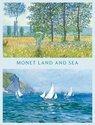Afbeelding van het spelletje Monet Land & Sea Portfolio Notes