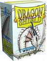 Afbeelding van het spelletje Dragon Shield 100 Box White (100st)