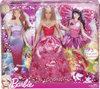Barbie Royal Dress Up Sprookjesprinses
