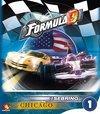 Afbeelding van het spelletje Formula D - uitbr.1 - Sebring - Chicago - Gezelschapsspel