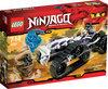 LEGO Ninjago Spinner Turbo Shredder - 2263