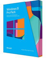 Microsoft Windows Pro Pack 8 - Nederlands / 32-bit/64-bit / PUP Medialess / Win to Pro MC