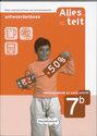 Alles telt Leerlingenboek en werkschrift 7b Antwoordenboek