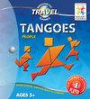 Afbeelding van het spelletje Smart Games Magnetic Travel Tangram Mensen - Reiseditie