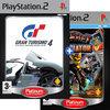 Twinpack Gran Turismo 4 & Ratchet Gladiator