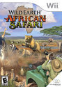 Wild Earth, African Safari  Wii