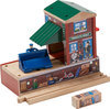 Fisher-Price - Thomas De Trein Houten Spoorbaan Station Tidmouth