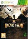History : Legends of War -  Patton