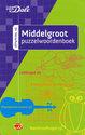 Van Dale middelgroot puzzelwoordenboek