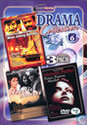 Drama Collection vol. 6 bevat de films: Mean Johnny Barrows, Love is Forever en Power, Passion and Murder