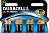 Duracell AA Ultra Power Batterijen - 8 stuks