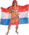 Vlag Poncho 150 x 100 cm, NL Maid in Holland