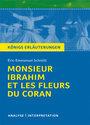 Monsieur Ibrahim et les fleurs du Coran von Éric-Emmanuel Schmitt. Textanalyse und Interpretation