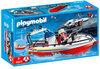 Playmobil Brandweerboot - 4823