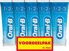 Oral-B 1-2-3 Fresh Mint - 5 x 75 ml - Tandpasta