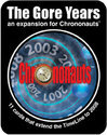 Afbeelding van het spelletje Chrononauts The Gore Years Expansion