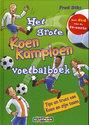 Het grote koen kampioen voetbalboek + dvd