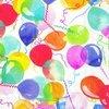 IHR 99 Balloons Cocktailservetten - 12.5 x 12.5 cm