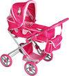 Nijntje Poppenwagen - Roze