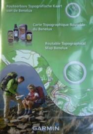 Garmin Topokaart Benelux (CD)