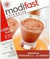Modifast Chocolade Milkshake - 9 stuks - Drinkmaaltijd