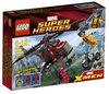 LEGO Wolverine's Helikopter - 6866