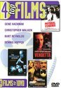 4 Top films op 1 dvd - Under Suspicion/Vendetta/Physical Evidence/The Spreading Ground