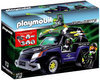 Playmobil Top Agents Robo-Gangster Terreinwagen  - 4878