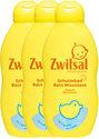 Zwitsal - Schuimbad 3 x 200 ml - Voordeelverpakking