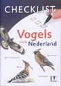 Checklist vogels van Nederland
