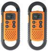 Motorola TLKR-T3 Twin Pack - Oranje