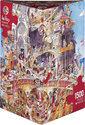 Heaven & Hell, Prades - Legpuzzel - 1500 Stukjes