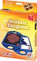 Afbeelding van het spelletje Solitair / Tangram Reiseditie