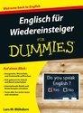 Englisch fur Wiedereinsteiger Fur Dummies