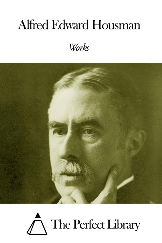 an introduction to the poetic styles of alfred e housman